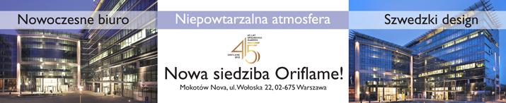 siedziba Oriflame Kosmetyki Polska