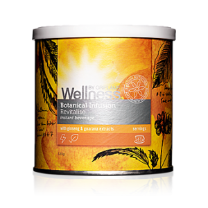 Herbata Oriflame 2