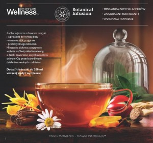Herbatki Wellness by Oriflame 2