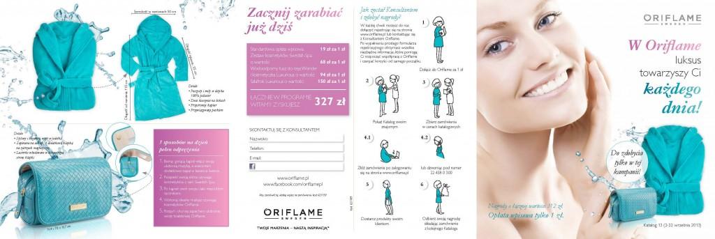 Katalog Oriflame Program Witamy 13_2013_1