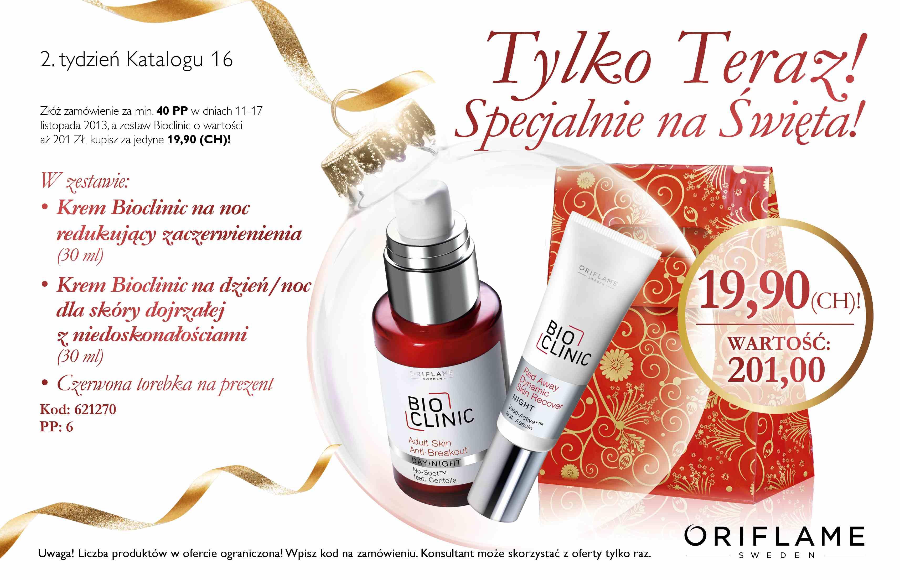 Katalog Oriflame 16 2013 oferta na 2 tydzień