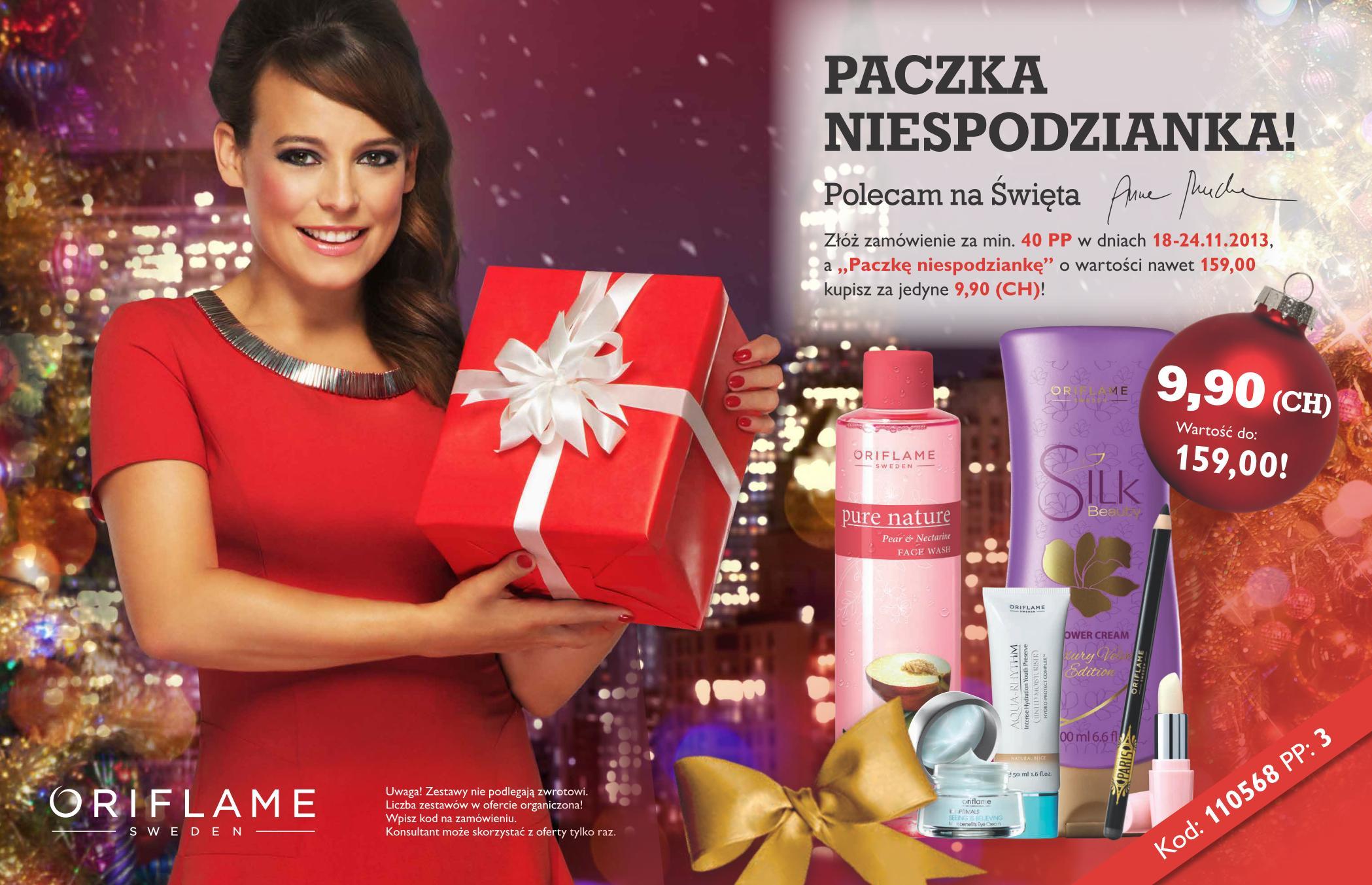 Katalog Oriflame 16 2013 oferta na 3 tydzień