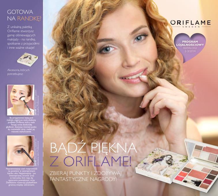 Katalog Oriflame 2 2014 Program Lojalnościowy 1