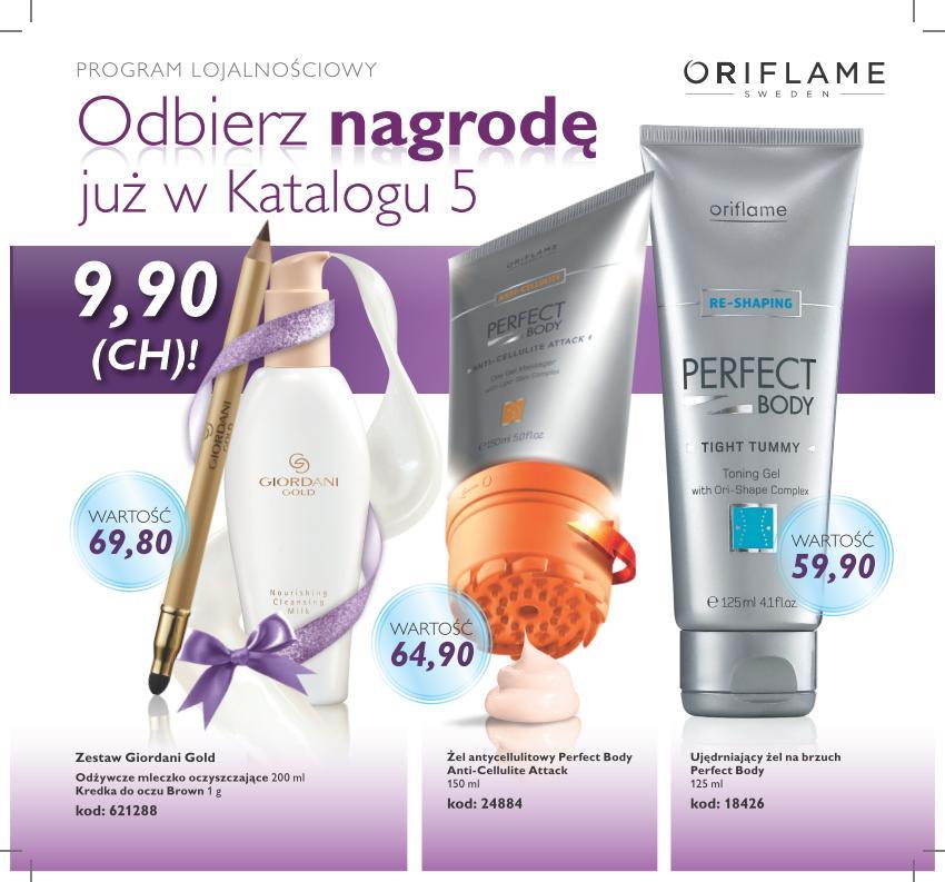 Katalog Oriflame 4 2014 program lojalnościowy2