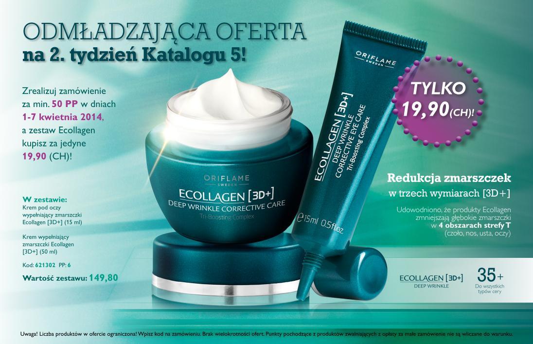Katalog Oriflame 5 2014 _ oferta na 2 tydzień