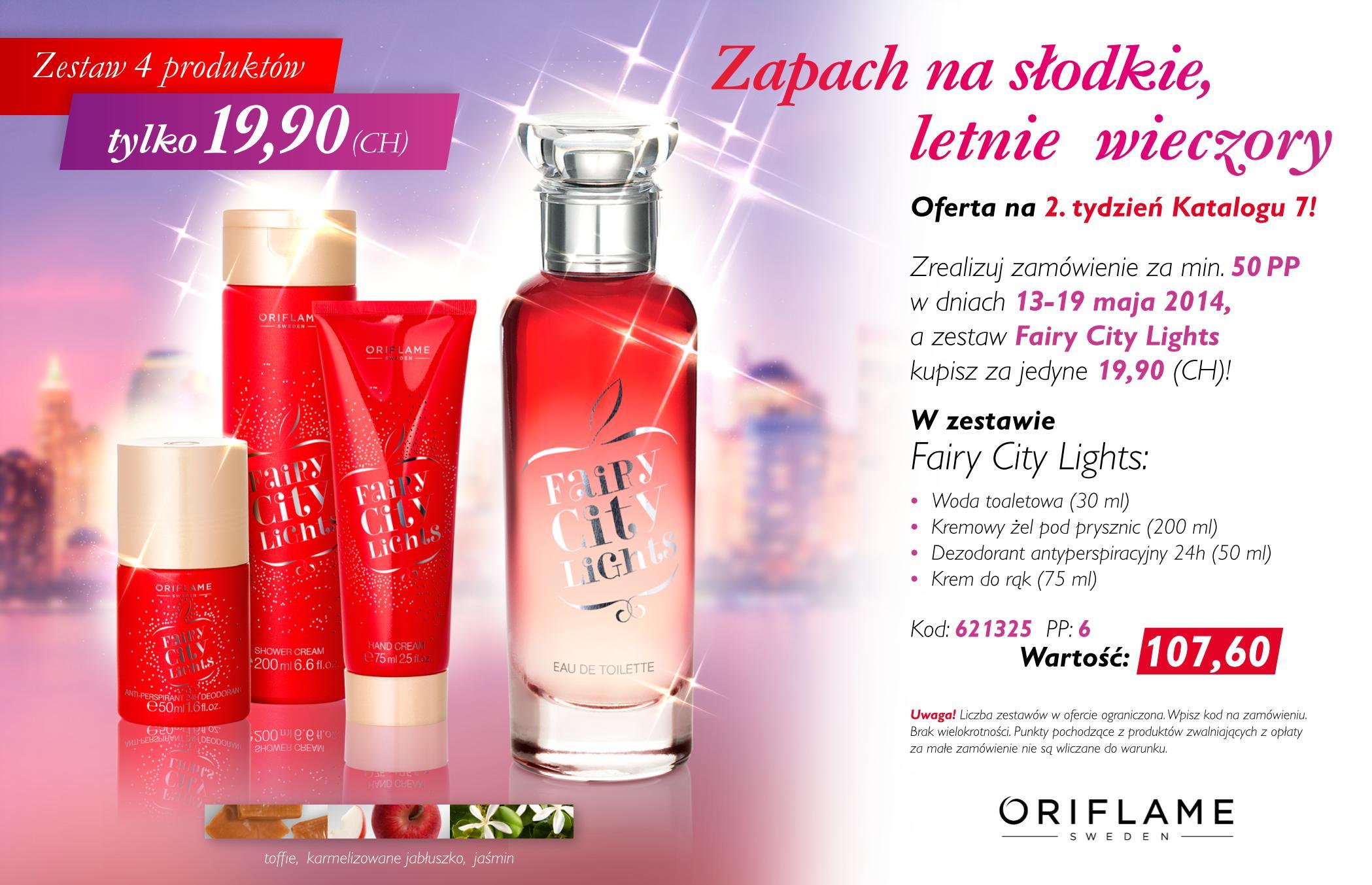 Katalog Oriflame 7 2014 oferta na 2 tydzień