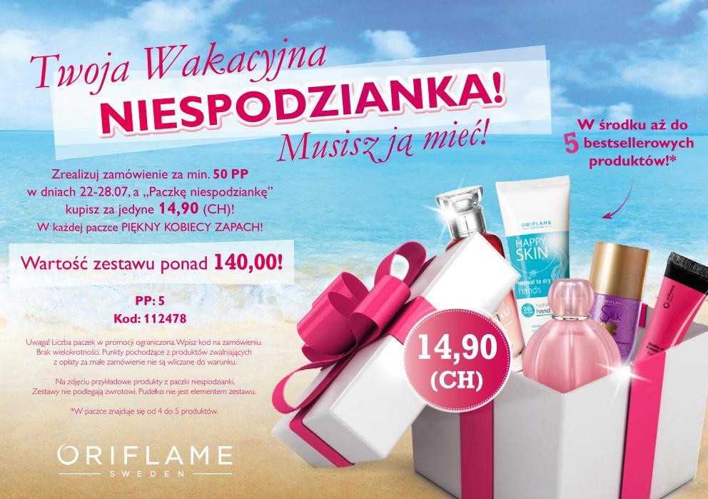 Katalog Oriflame 10 2014 oferta na 3 tydzień
