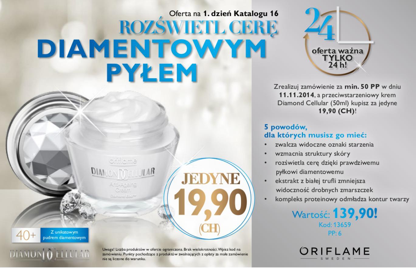 Katalog Oriflame 16 2014 oferta na 1 dzień katalogu