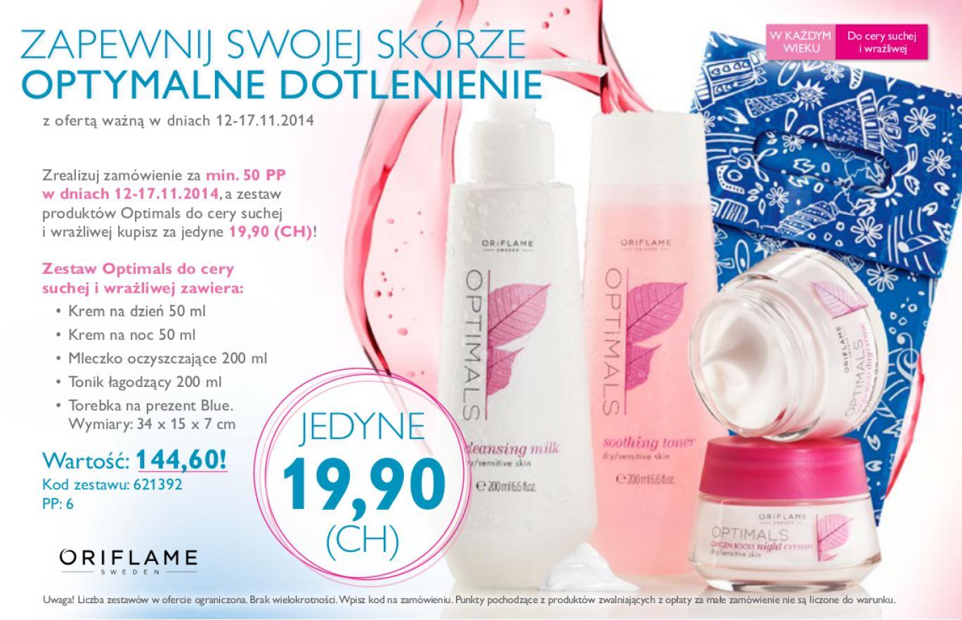 Katalog Oriflame 16 2014 oferta na 1 tydzień