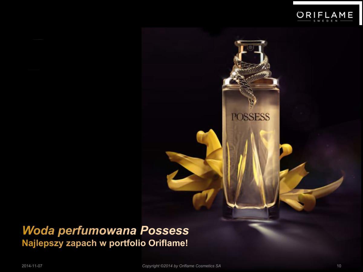 Katalog Oriflame 16 2014 woda toaletowa Possess