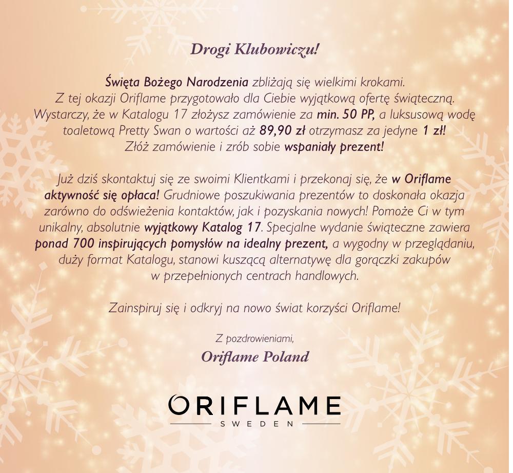 Katalog Oriflame 17 2014 oferta reaktywacyjna 2