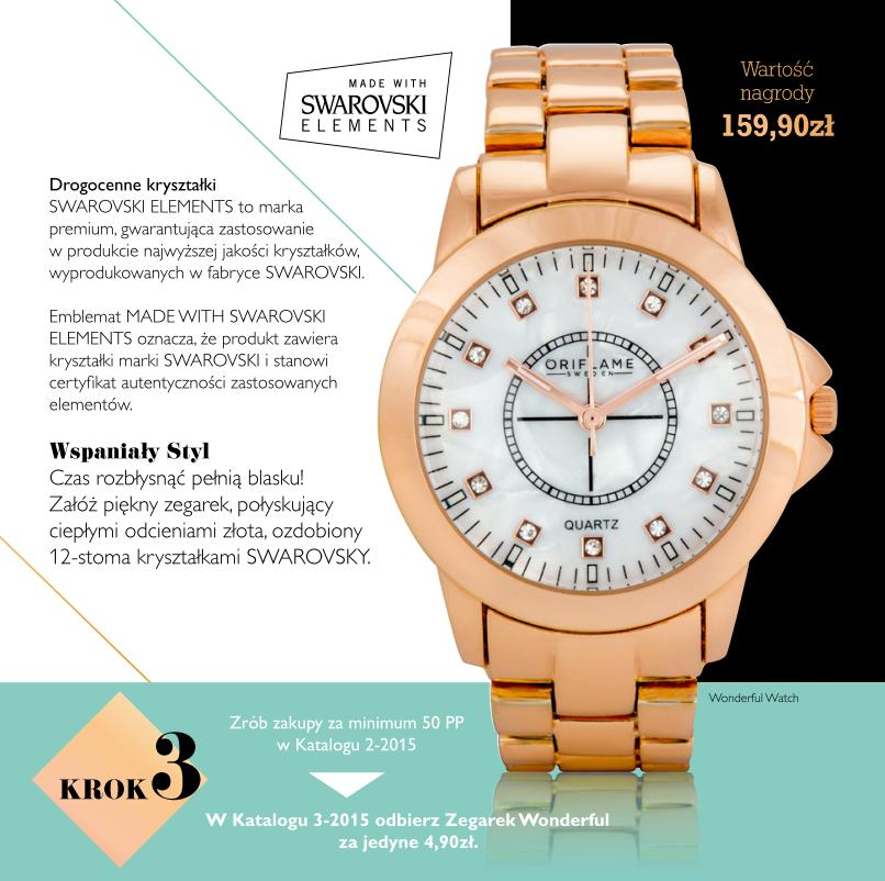 Katalog Oriflame 17 2014 program Witamy krok 3