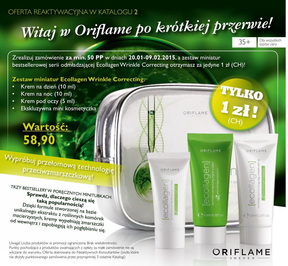 Katalog Oriflame 2 2015_oferta reaktywacyjna