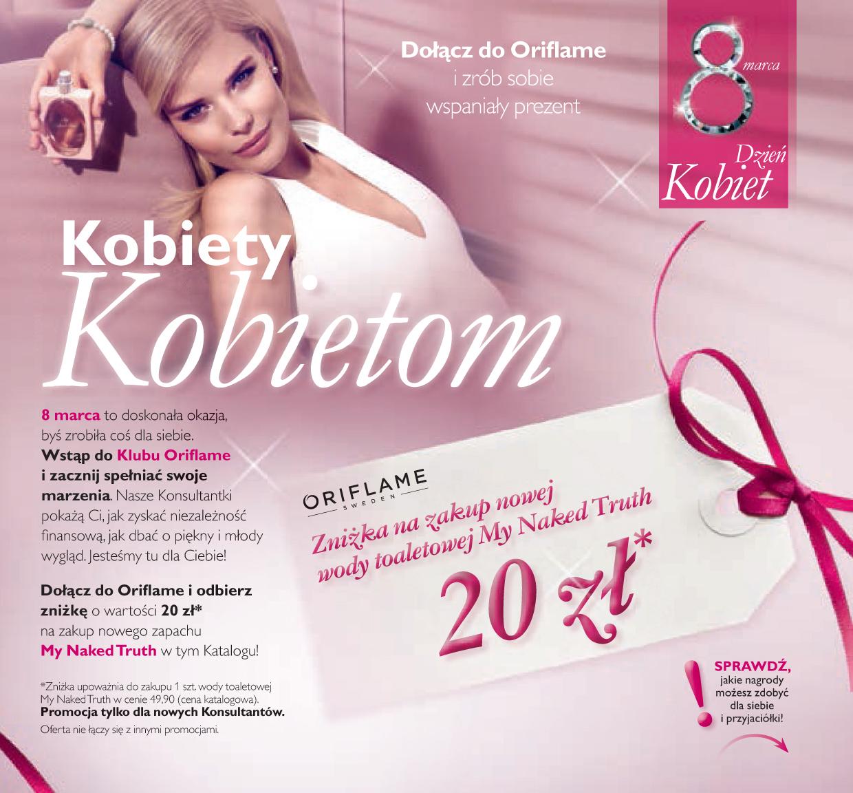 Katalog Oriflame 3 2015 - oferta dla nowych konsultantów