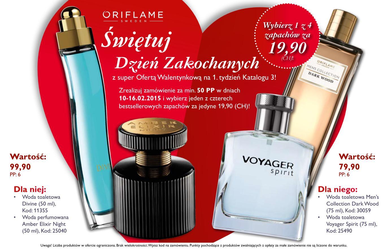 Katalog Oriflame 3 2015_oferta na 1 tydzień a