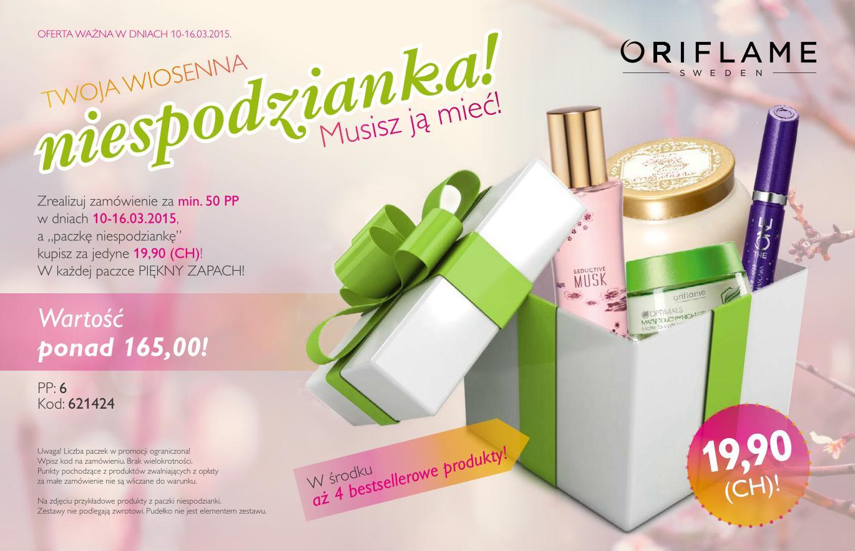 Katalog Oriflame 4 2015 oferta na 2 tydzień