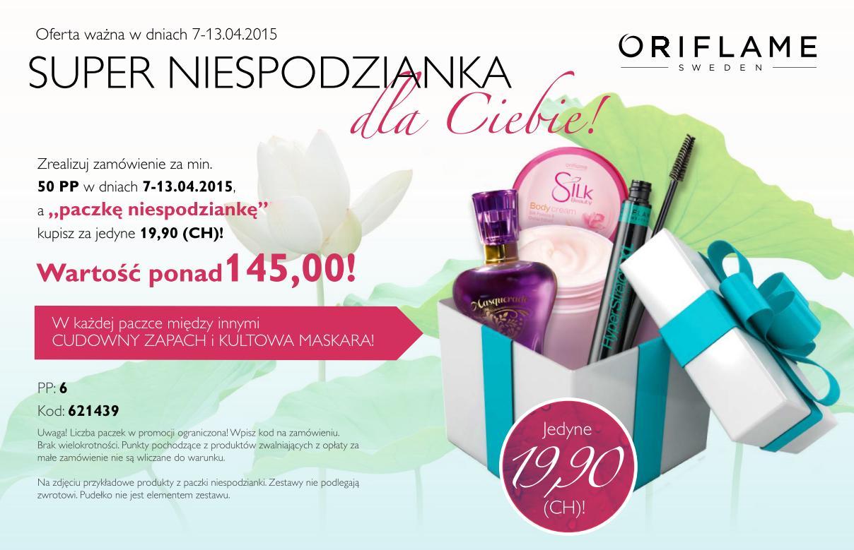 Katalog Oriflame 5 2015 oferta na 3 tydzień