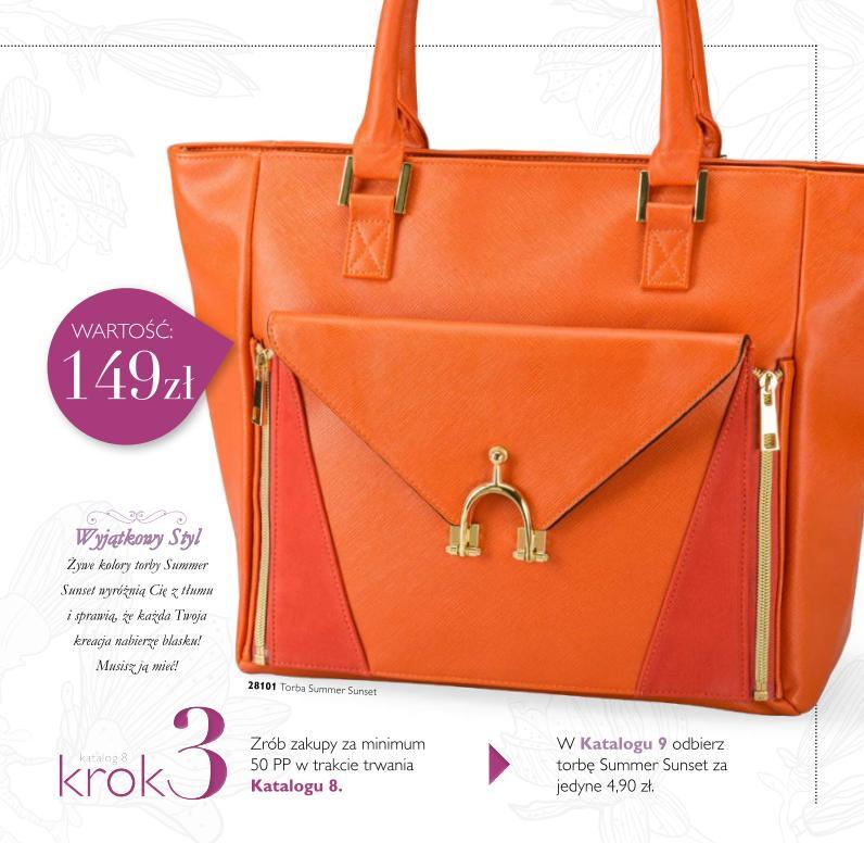 Katalog Oriflame 6 2015 program Witamy krok3