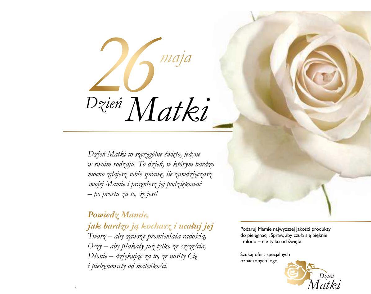 Katalog Oriflame 7 2015 dzień matki