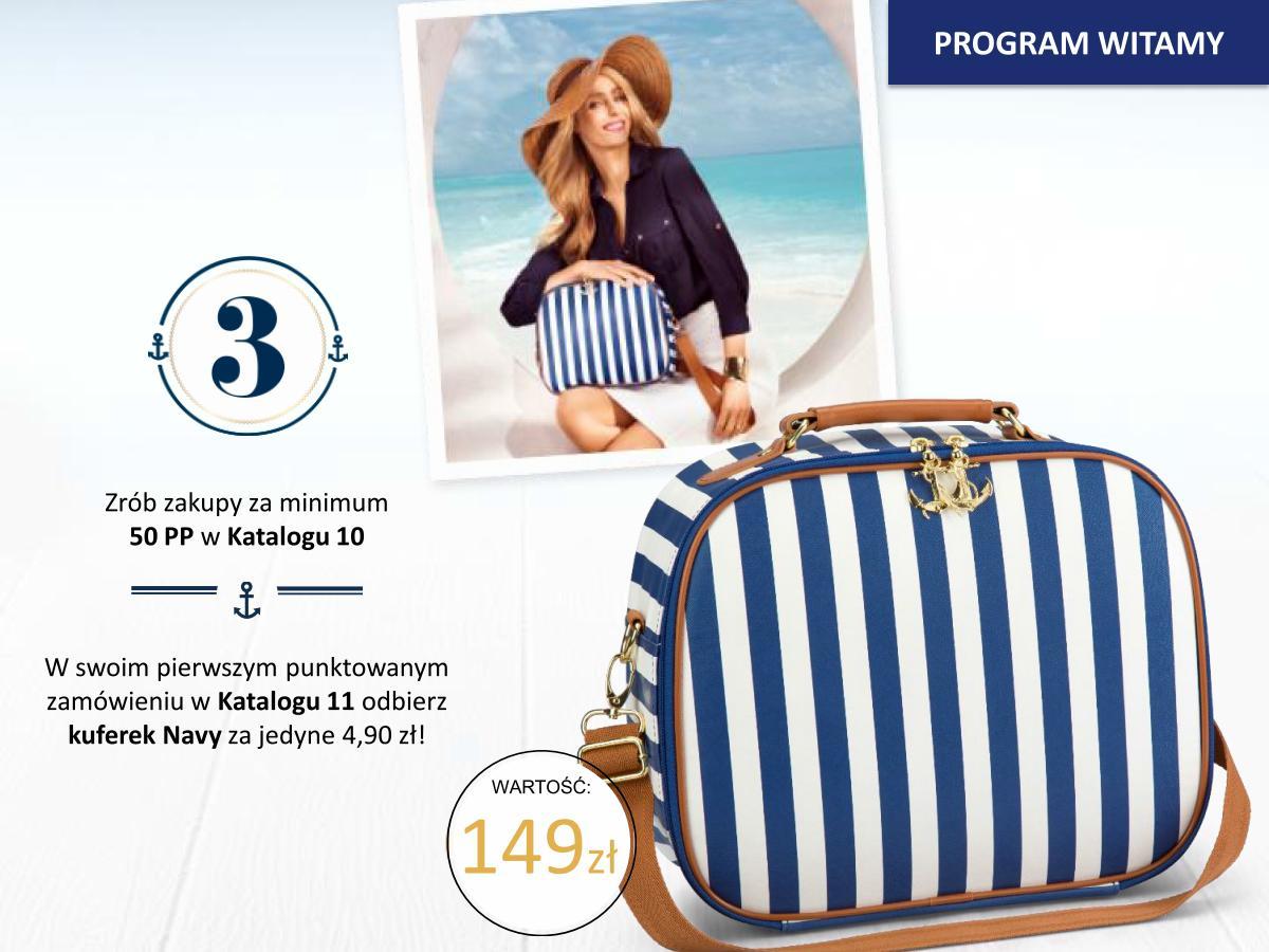 Katalog Oriflame 8 2015 program Witamy krok3