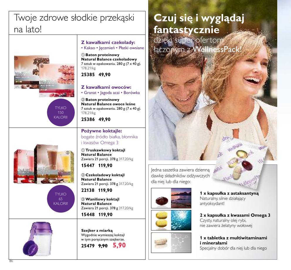 Katalog Oriflame 10 2015 Wellness str 1