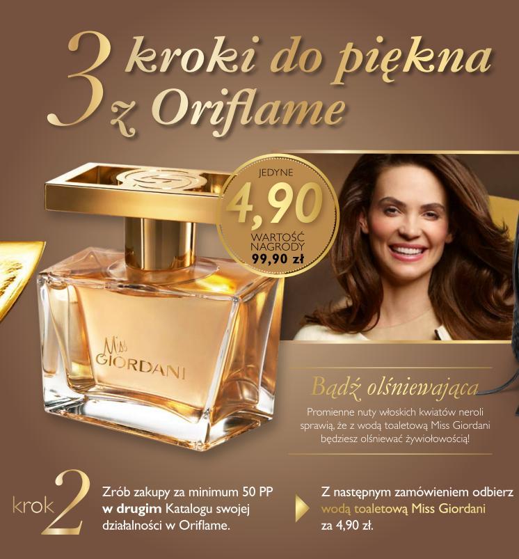 Katalog Oriflame 13 2015 program Witamy krok 2
