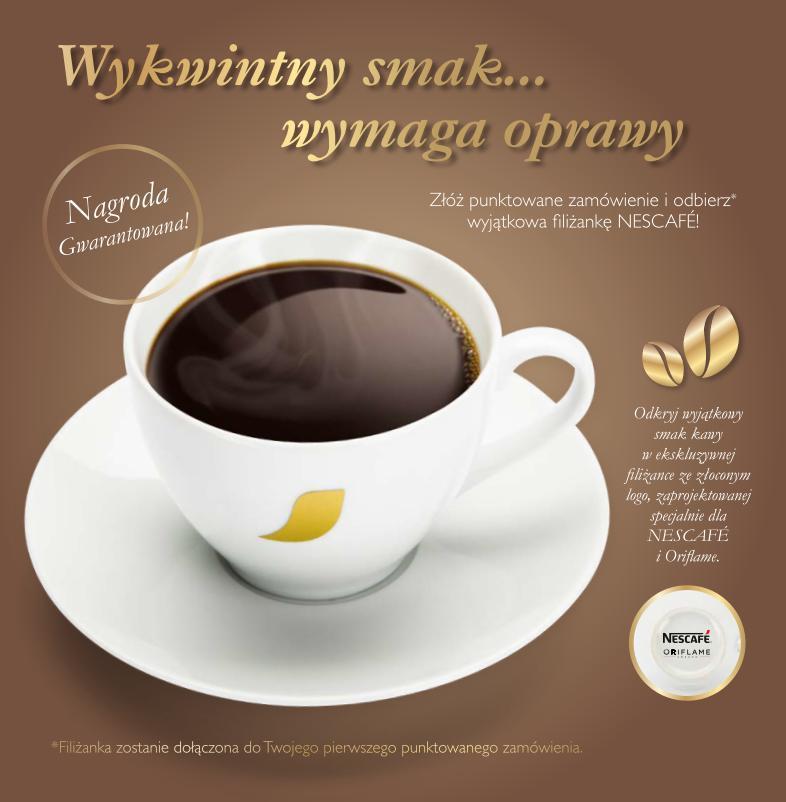 Katalog Oriflame 13 2015 program Witamy nagroda gwarantowana