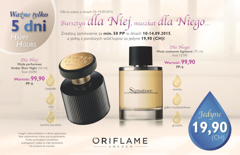 Katalog Oriflame 13 2015 oferta 5 dniowa