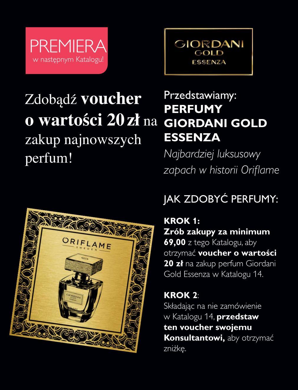 Katalog Oriflame 13 2015 perfumy