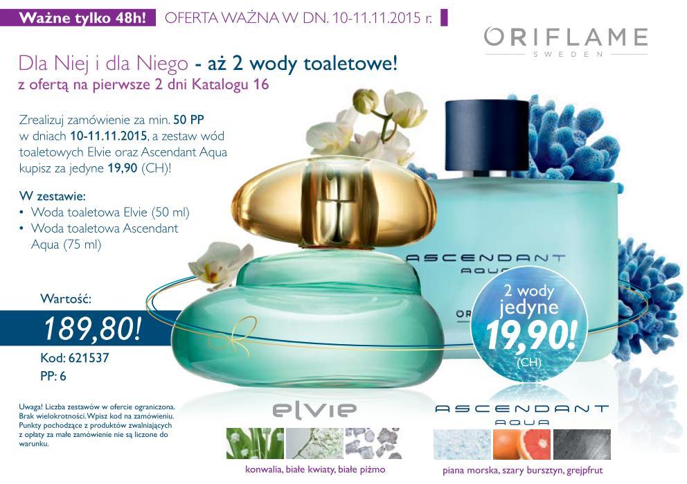 Katalog Oriflame 16 2015_pierwsze_2_dni