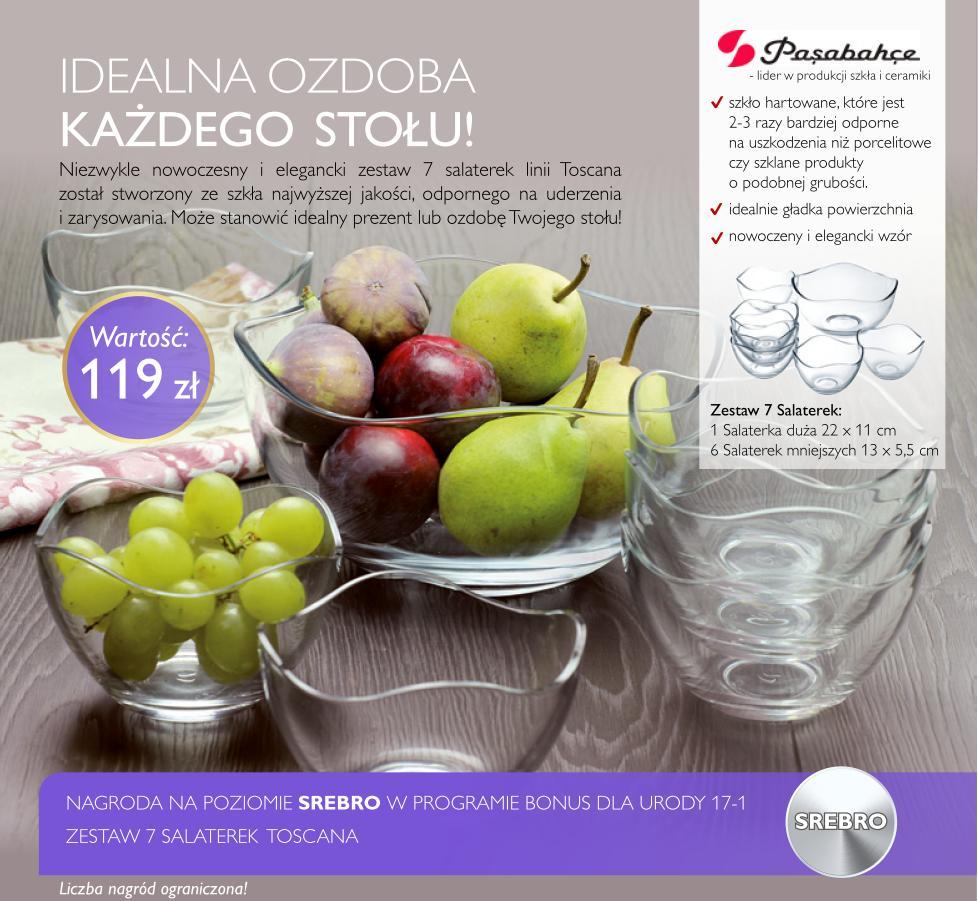 Katalog Oriflame 17 2015_bonus dla urody salaterki