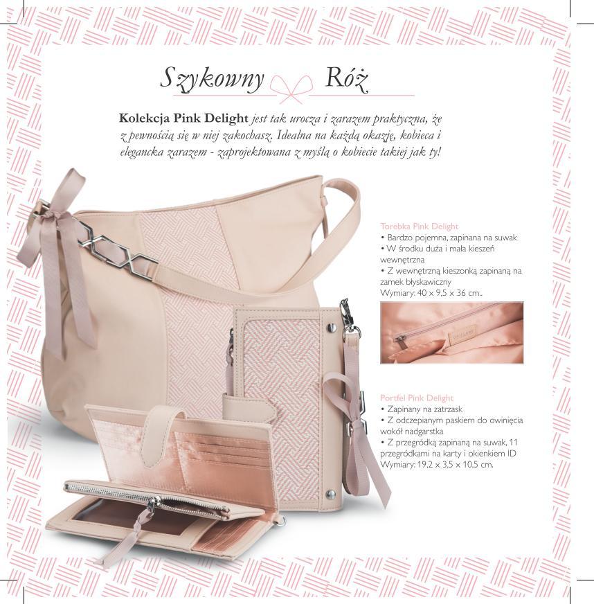 Katalog Oriflame 2 2016 program Witamy kolekcja Pink