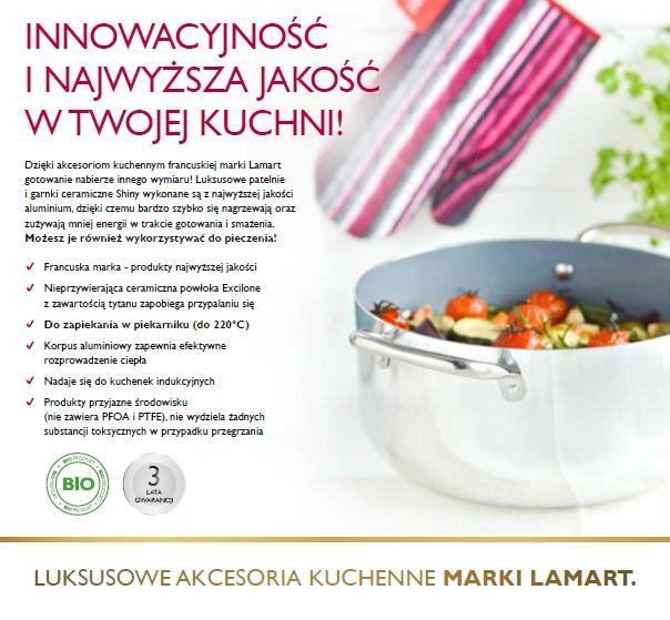 Katalog Oriflame 4 2016 bonus dla urody akcesoria kuchenne