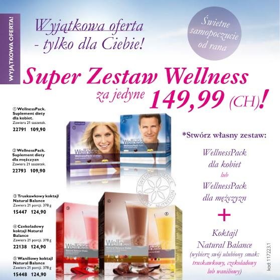 Katalog Oriflame 4 2016 oferta Wellness