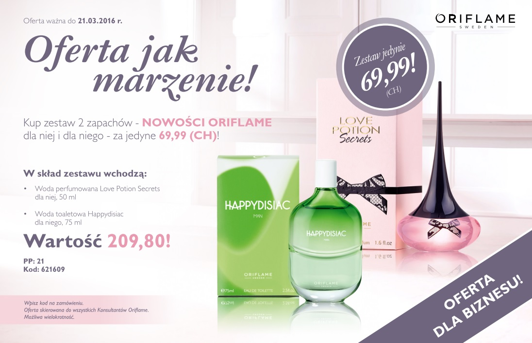Katalog Oriflame 4 2016 nowa oferta