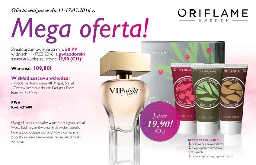 Katalog Oriflame 4 2016 oferta na 3 tydzień