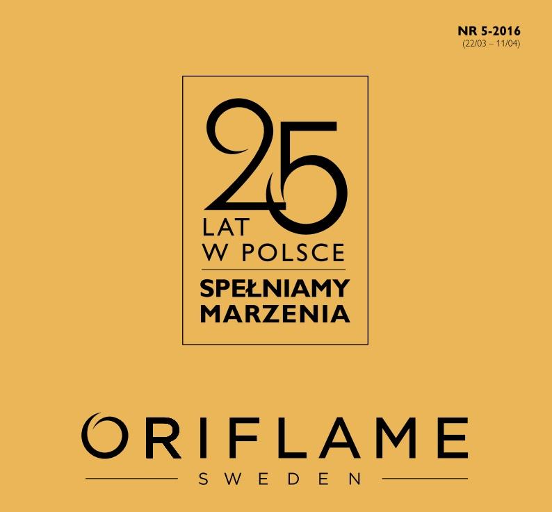 Katalog Oriflame 5 2016