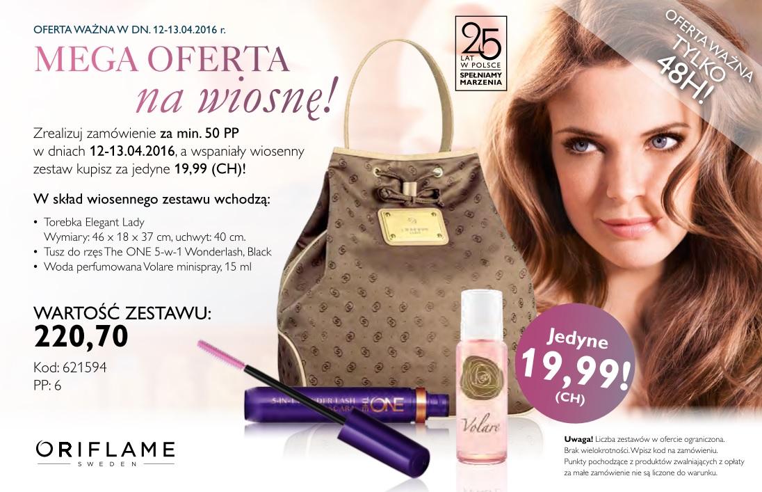 Katalog Oriflame 6 2016 oferta dwudniowa