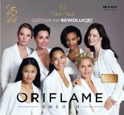 Katalog Oriflame 6 2016 okładka