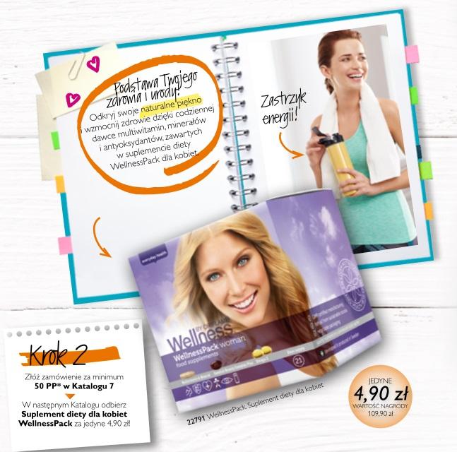 Katalog Oriflame 6 2016 program Witamy krok 2