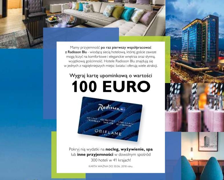 Katalog Oriflame 8 2016 konkurs_blue_wonders 2