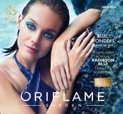 Katalog Oriflame 8 2016 okładka