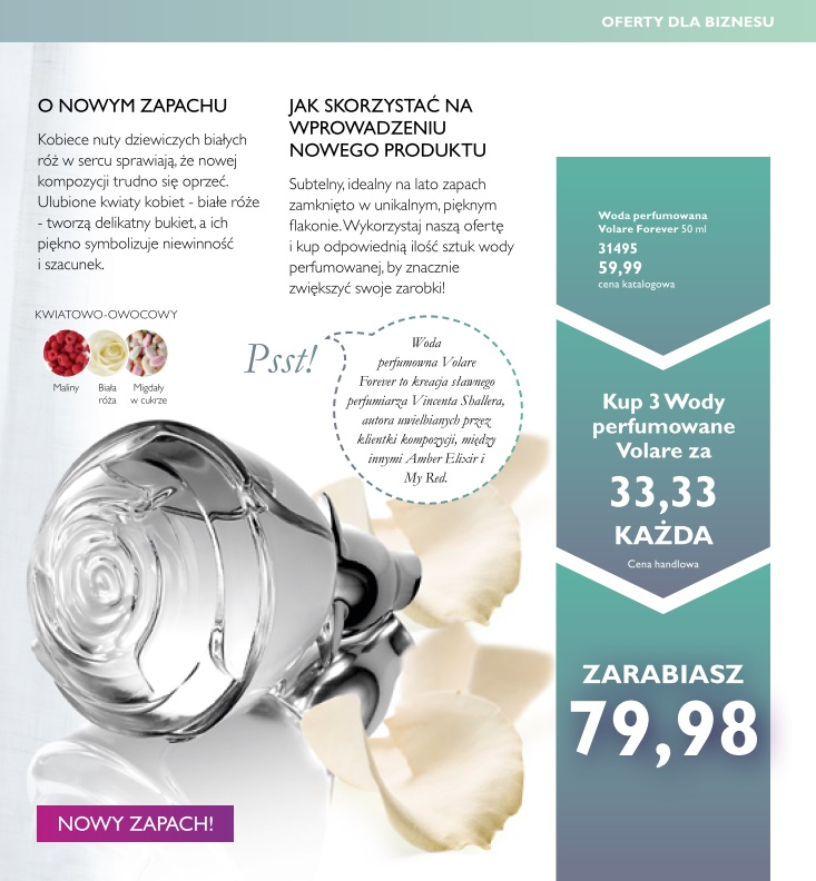 Katalog Oriflame 9 2016 oferta biznesowa 2