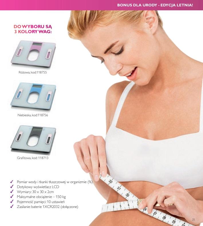 Katalog Oriflame 11 2016 bonus dla urody waga 2