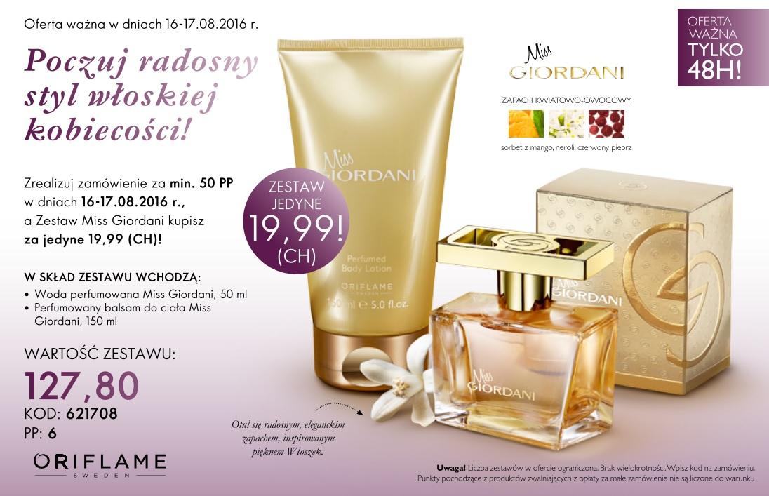 Katalog Oriflame 12 2016 oferta dwudniowa