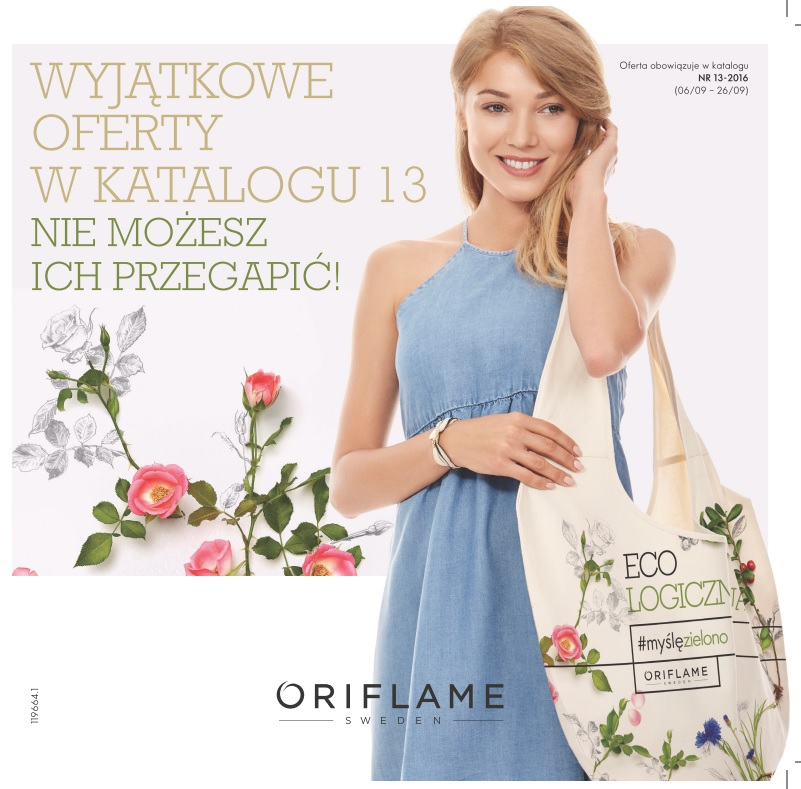 Katalog Oriflame 13 2016 oferta