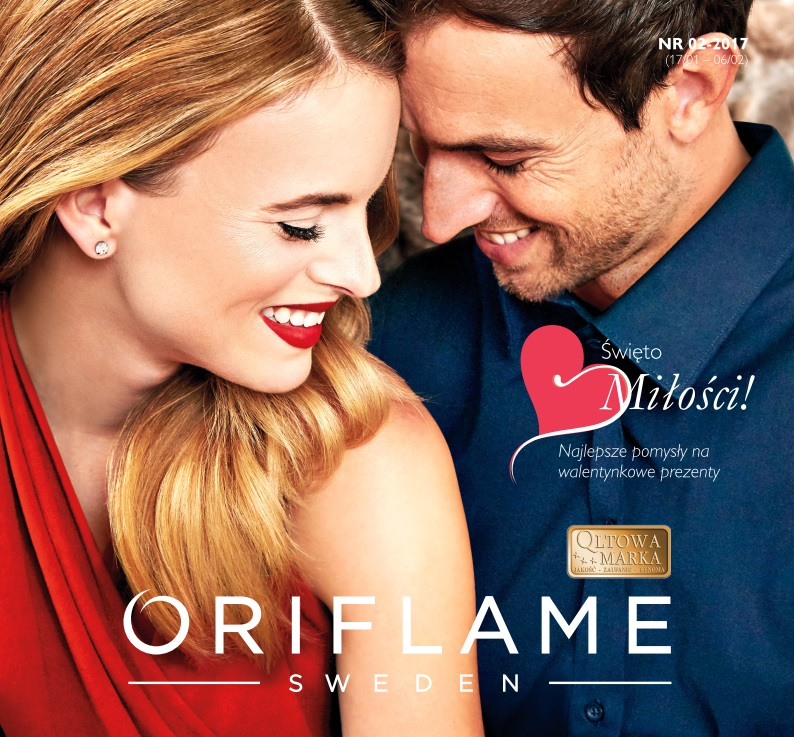 Katalog Oriflame