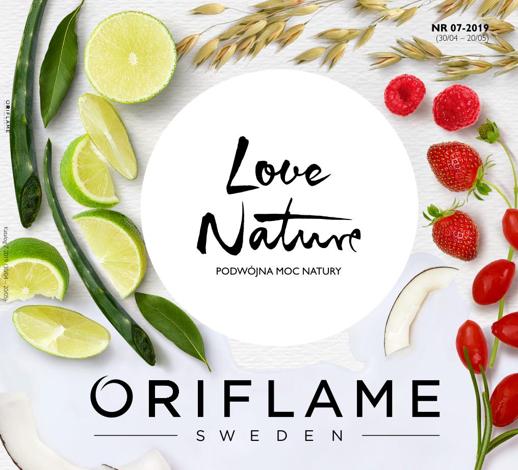 Katalog Oriflame 7 2019 okładka