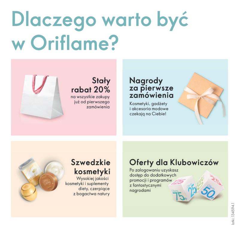 Jak zostać konsultantka Oriflame