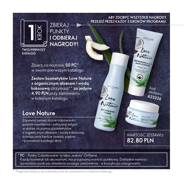 Oriflame konsultant